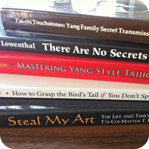 Qialance: the best Tai Chi books