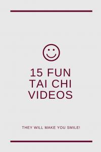 15 fun Tai Chi videos