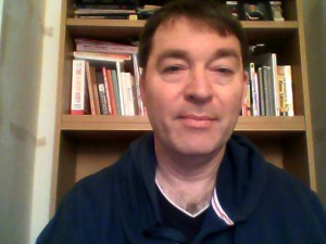 Picture of Christian Birch from Tai Chi Blog Bloke on a Path (interview of a Top 15 Tai Chi blog)
