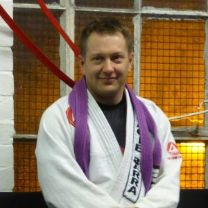 "Graham Barlow from the Tai Chi blog ""The Tai Chi Notebook"" - BJJ"