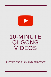 online Qi Gong exercises (10-minute videos)