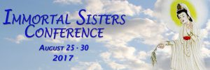 Immortal Sisters Conference 2017 - Logo