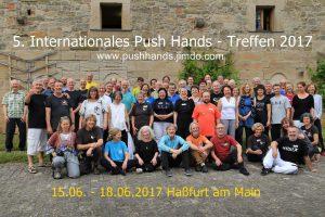 Push Hands Haßfurt