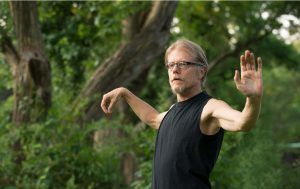 Bill Douglas - founder of World Tai Chi & Qi Gong Day