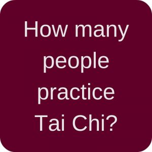 red box, question: how many people practice Tai Chi Chuan (Taijiquan)
