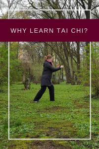 why learn Tai Chi?