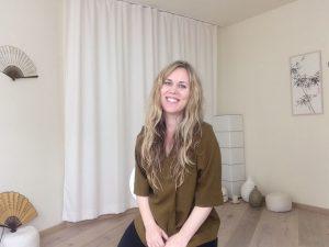 Qi Gong teacher Angela Cooper