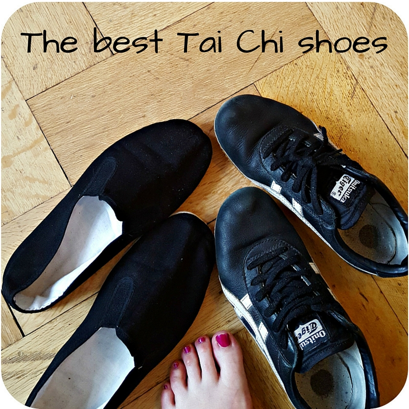 the best Tai Chi shoes