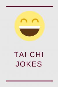 Tai Chi jokes