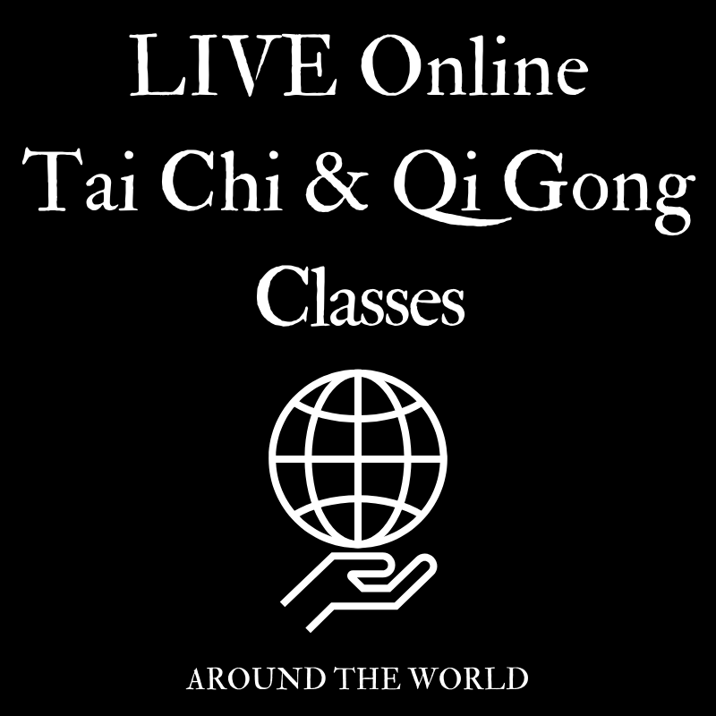 List of live online Tai Chi Classes and Qi Gong classes